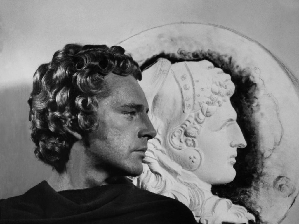 Alexander The Great And His General Hephaestion