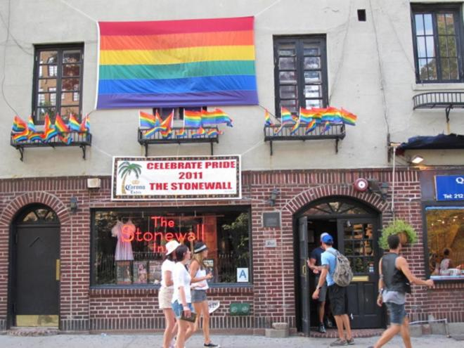 The Stonewall